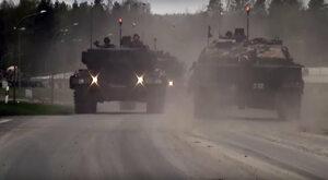 Polacy na zawodach jednostek pancernych NATO