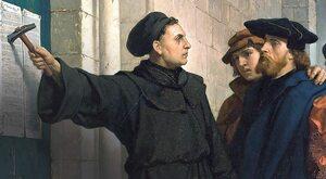 Jak Luter wymyślił Niemcy
