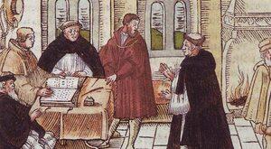 Tajemnica Marcina Lutra. Dzięki temu udało mu się rozbić jedność Kościoła
