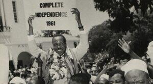 Julius Nyerere - socjalistyczny Sługa Boży
